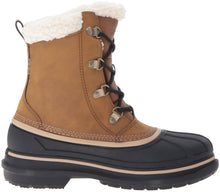 Load image into Gallery viewer, crocs Men's AllCast II Snow Boot, Wheat/Black, US