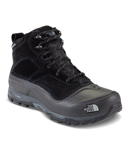 The North Face Men's Snowfuse Insulated Boot - TNF Black & TNF Black