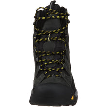 Load image into Gallery viewer, KEEN Men's Summit County Waterproof Winter Boot,Dark Shadow/Yellow, US