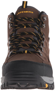 Skechers Men's Relment Pelmo Chukka Boot,Khaki, US