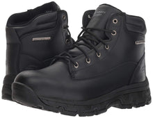 Load image into Gallery viewer, Skechers Men's Morson-SINATRO Hiking Boot, Black, US