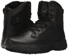 Load image into Gallery viewer, Under Armour Men's Stellar Tac Side Zip Military and Tactical Boot (001)/Black