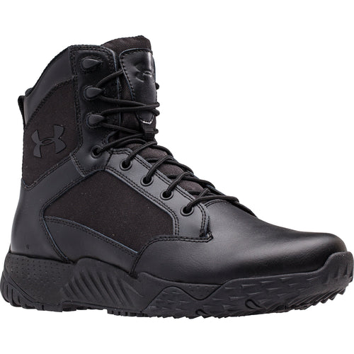 Men's Stellar Military and Tactical Boot, Black (001)/Black
