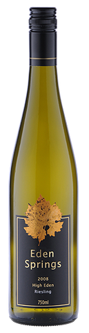 Riesling High Eden Eden Springs 2015 JH 94