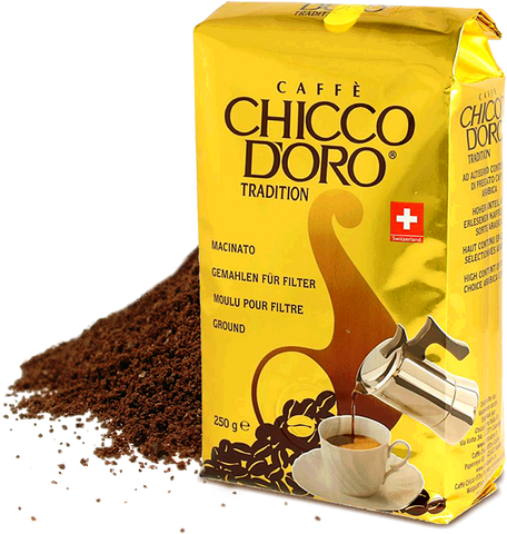 10*250 g Tradition Ground  Chicco D'Oro