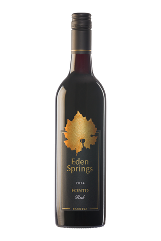 Fonto Red Eden Springs 2014 (Gold)