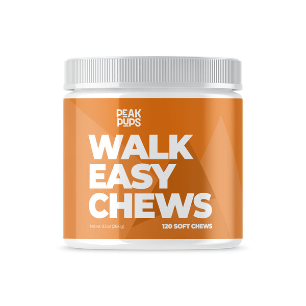 Walk Easy - Hip and Joint Supplement Chews for Dogs - FREE Shipping