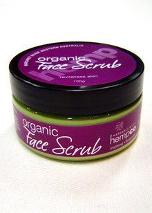 Margaret River Hemp Co - Organic Face Scrub