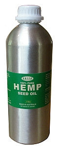 GREEN HEMP - Pure Hemp Seed Oil