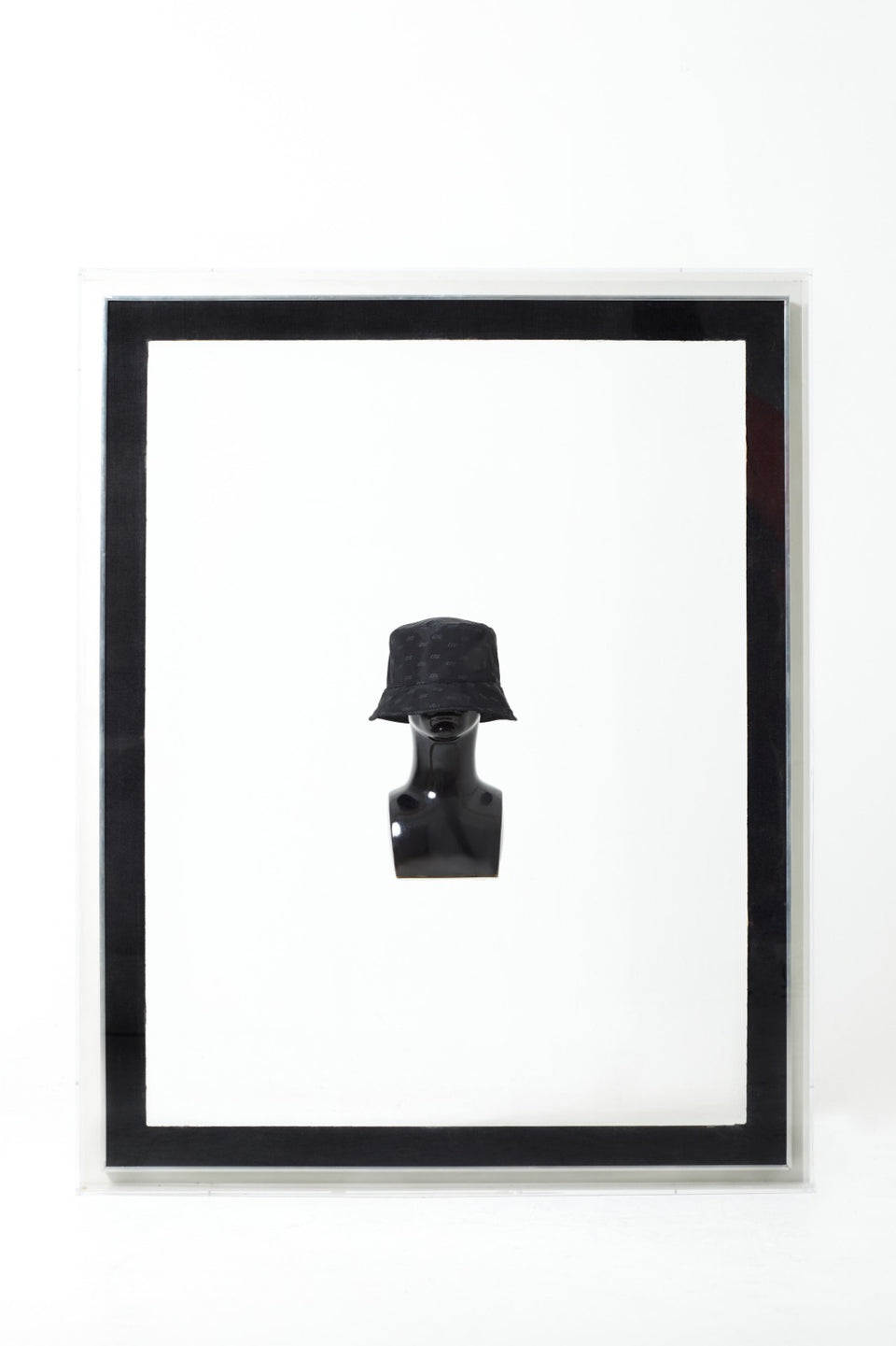DS Black Bucket Hat