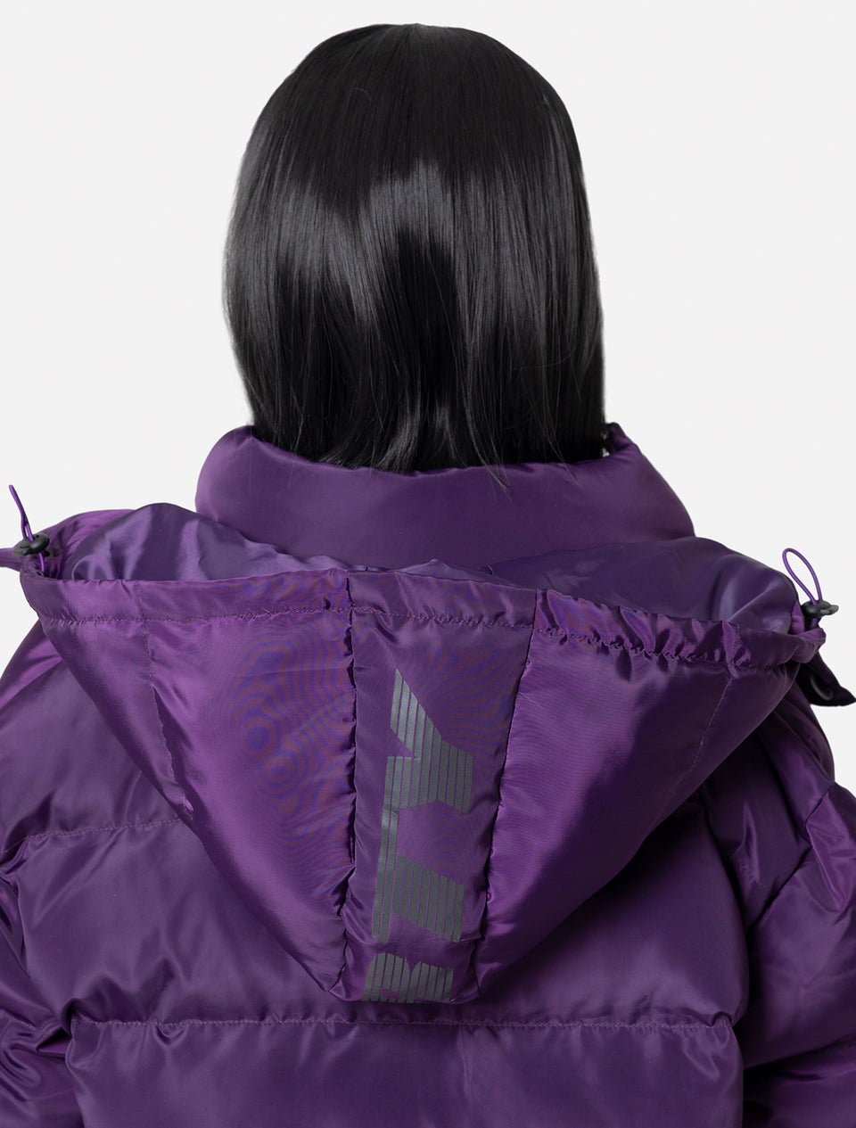 DS Deep Purple Edition Puffer Down Coat
