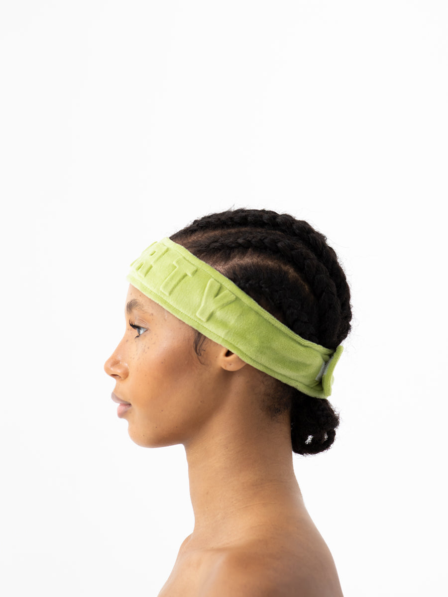 DS Autumn Green Headband