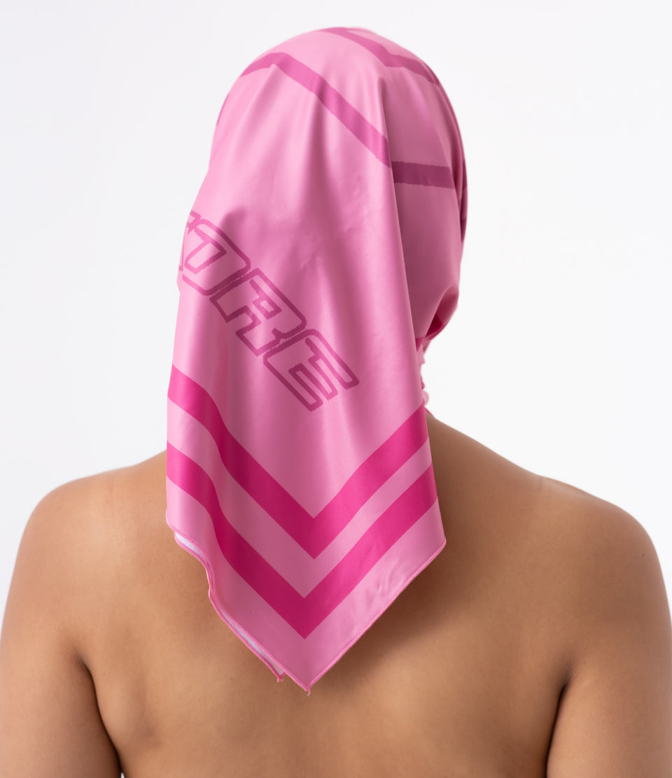 DS Pink Headscarf