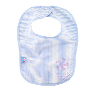 Seersucker Bib from Mint®