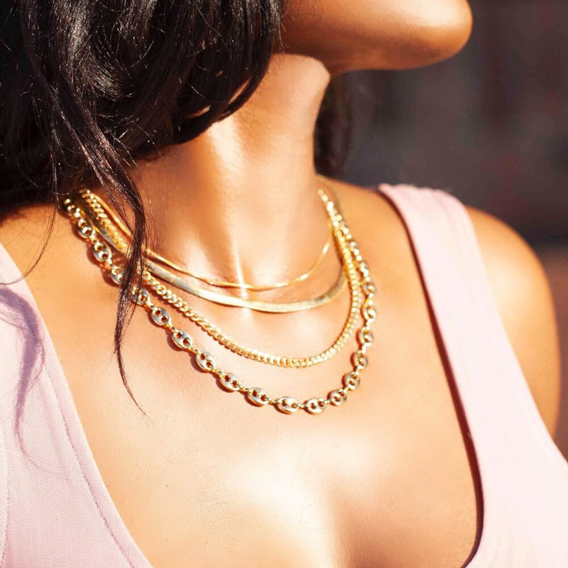 Essential Gold Chain
