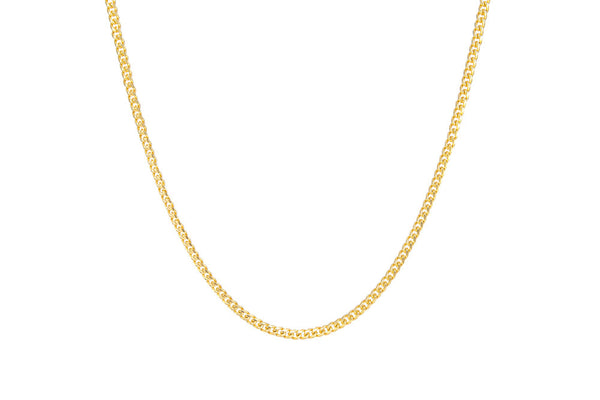 Cuban Chain Necklace - GF