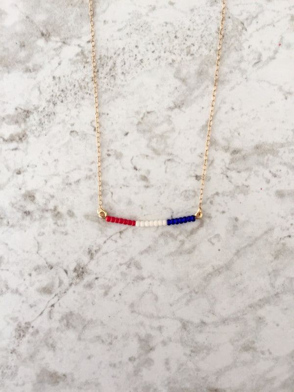 France TribeStix Necklace