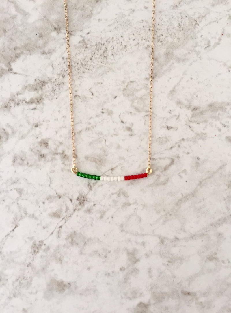 Italy TribeStix Necklace