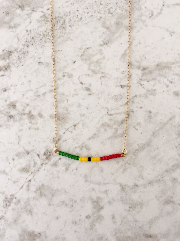Ghana TribeStix Necklace