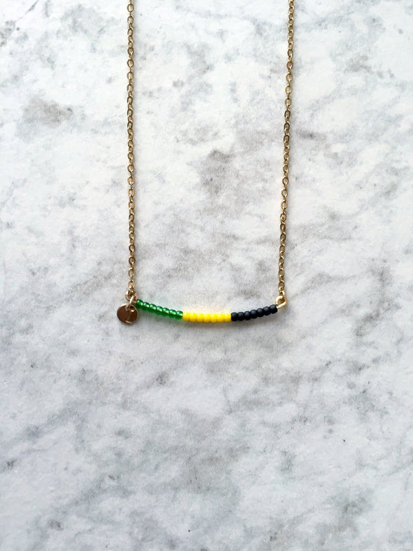 Jamaica TribeStix Necklace