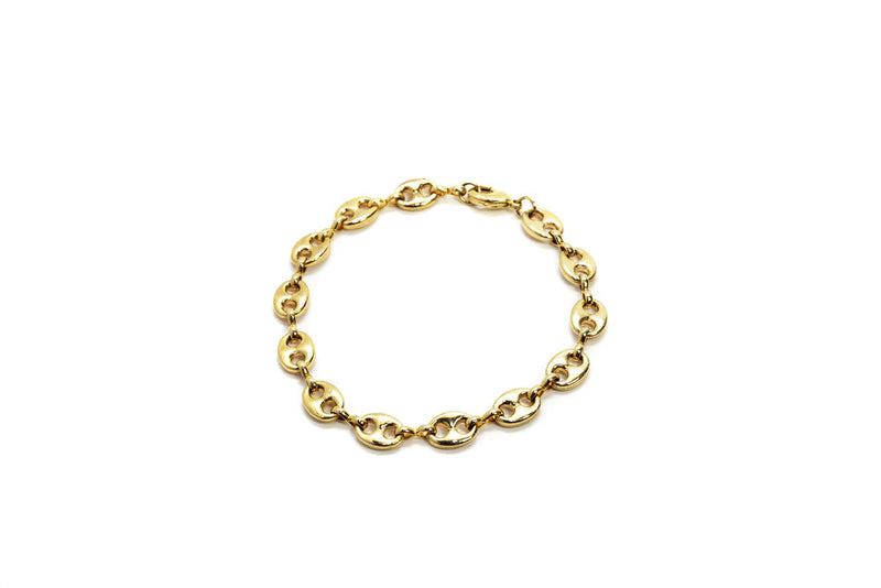 18K Gold Filled Calypso Anklet