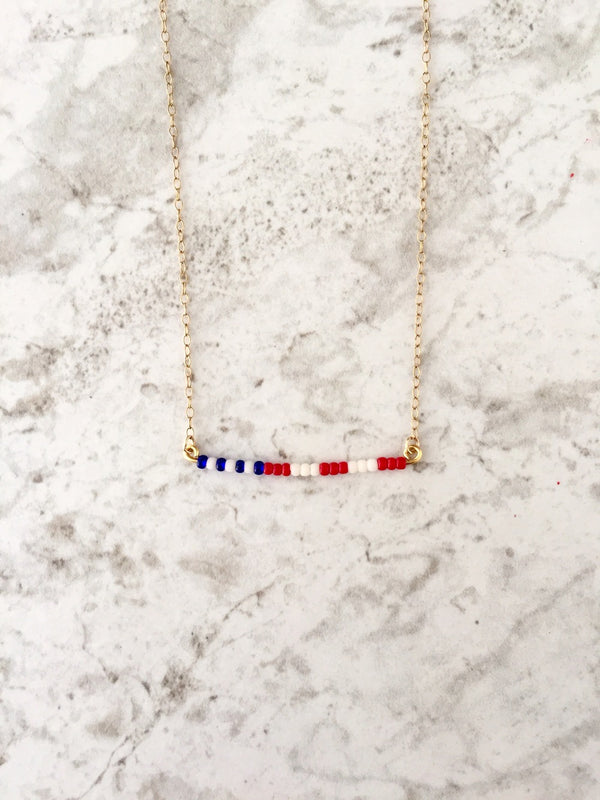 America TribeStix Necklace