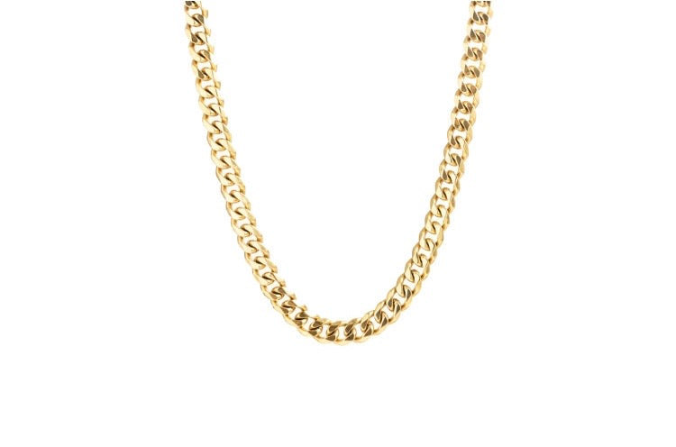 Chunky Cuban Chain Necklace