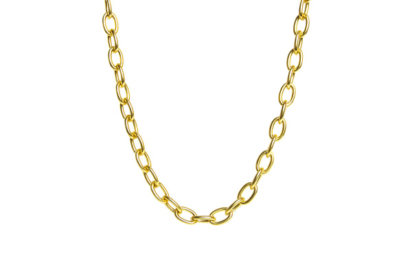 Linked Up Chain Necklace