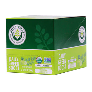 Green Tea Energy Plus+ Shots -  Daily Green Boost