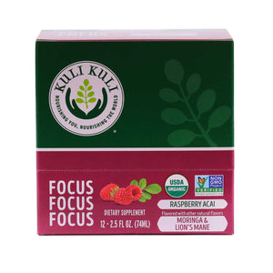 Green Tea Energy Plus+ Shots - Focus Focus Focus