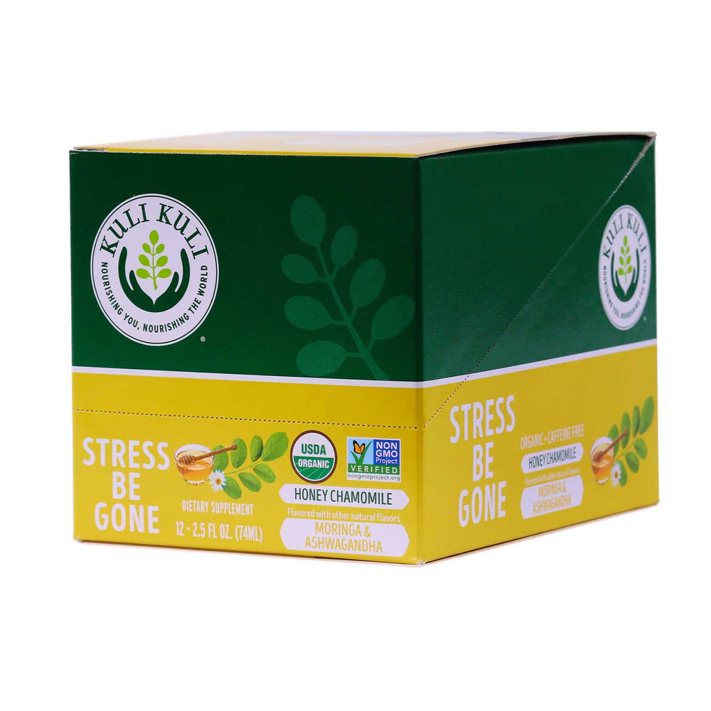 Load image into Gallery viewer, Green Tea Energy Plus+ Shots - Stress Be Gone