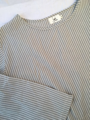Tankwa Top | Pencil Stripe