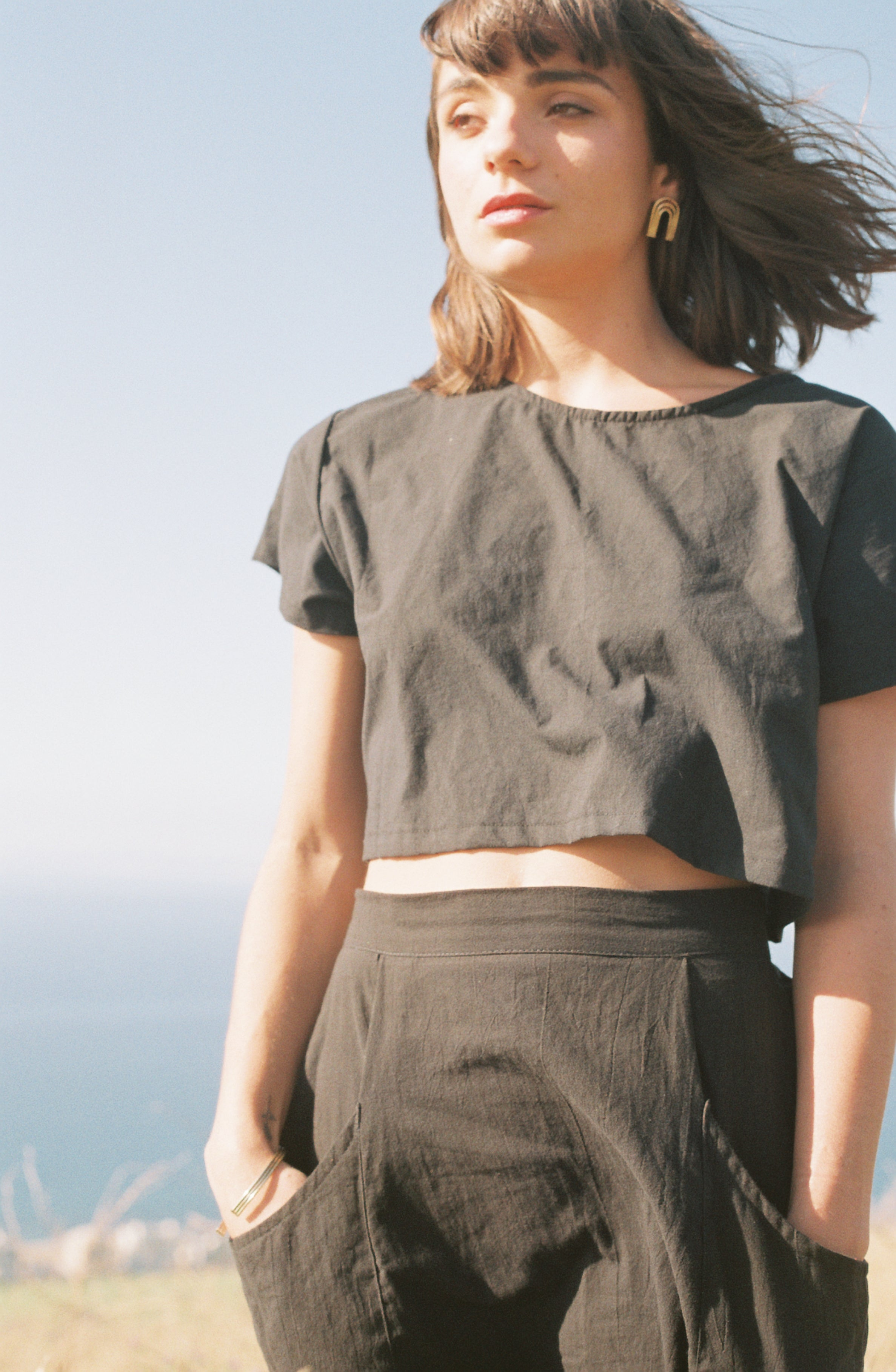 Desert Skirt | Black