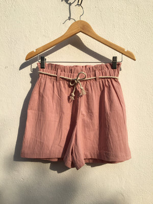 Iris Shorts | Dusty Pink.