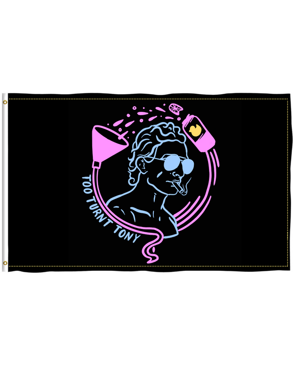 The Party Boy Flag (3x5)