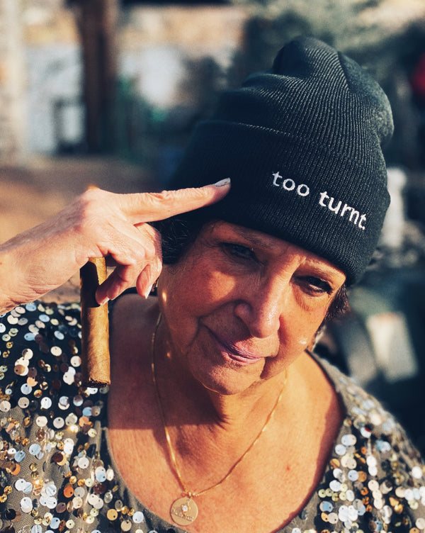 The TooTurnt Beanie (Limited Edition)