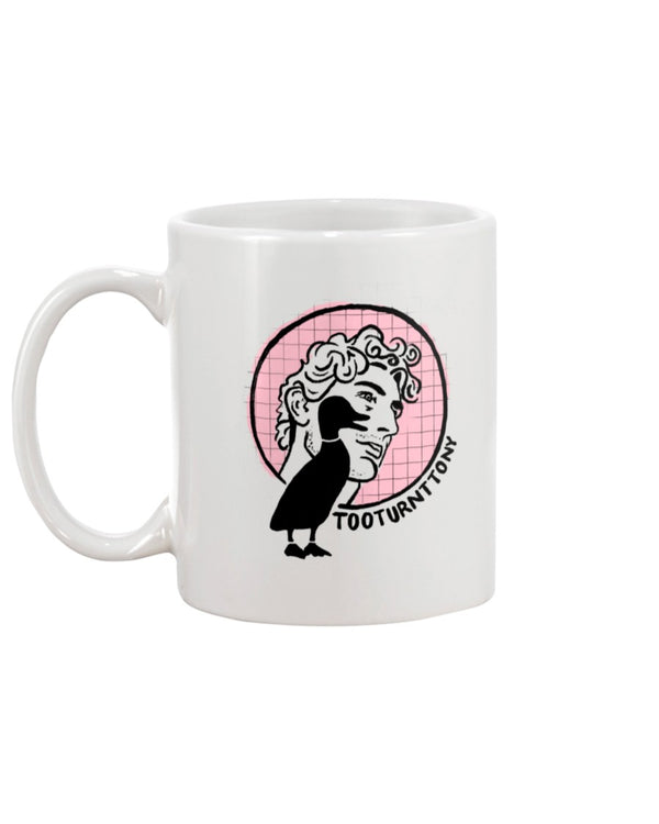 The TooTurntTony 15oz Mug