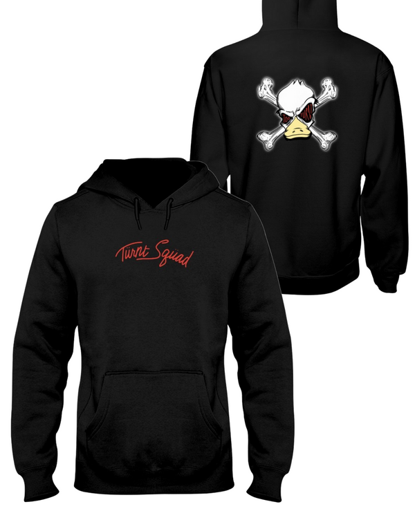 The Skull Hoodie (Double Sided)