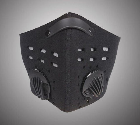 Neoprene Activated Carbon Dust Mask - Blitz Detailing