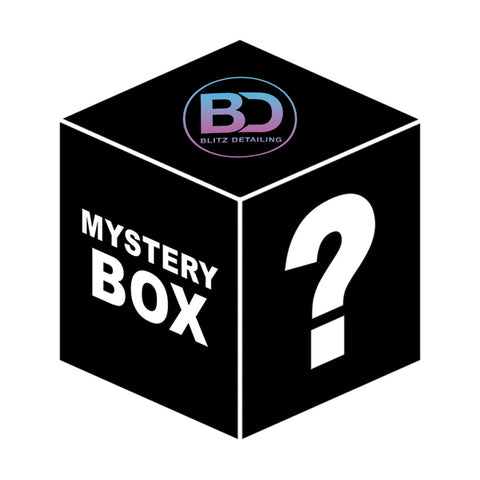 MYSTERY BOX (£40) - FREE SHIPPING - Blitz Detailing