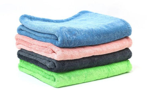 Blitz Detailing 'The Ultimate XXL' 1200GSM Twisted Loop Microfibre Drying Towel - Blitz Detailing