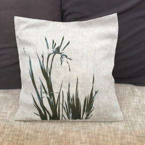 Kangaroo paw cushion cover