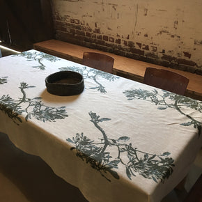 Coast banksia tablecloth