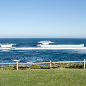 Photo of Margaret River surf.