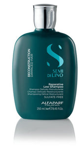 Alfaparf Semi Di Lino Reconstruction Reparative Low Shampoo - Wayne Lloyd Hair