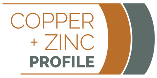 Copper + Zinc Profile