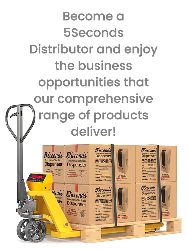 Become a Distributor for 5Seconds