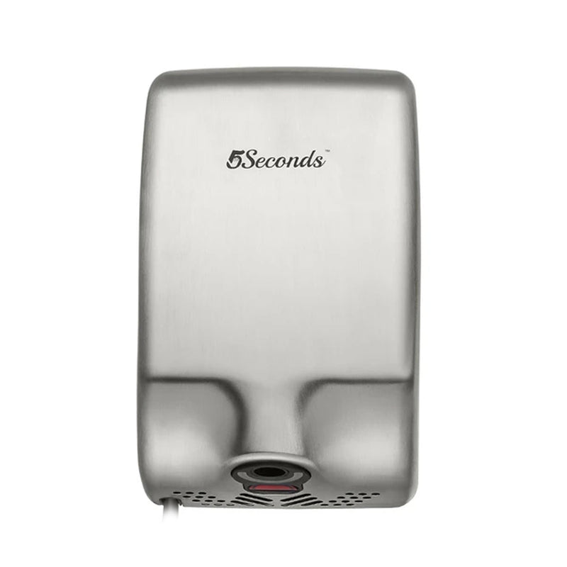 5Seconds™ Mini Turbo Series High Velocity Hand Dryer 1000W