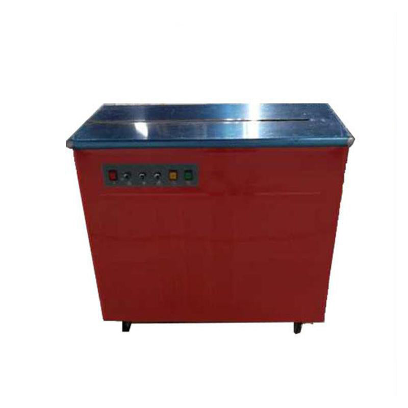 5Seconds™ 1SYS300 Polypropylene Semi Auto Box Strapping Machine