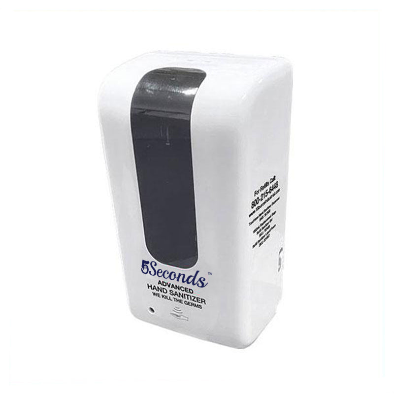 5Seconds™ Hand Sanitizer Touch-free Dispenser